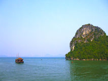 Cat Ba island Royalty Free Stock Image