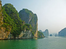 Cat Ba island Stock Image