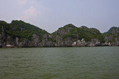 Cat Ba island Stock Photography
