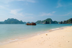Cat ba Vietnam Royalty Free Stock Photo