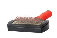 Cat brush Stock Photo
