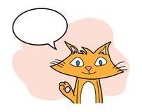 Cat Cartoon Royalty Free Stock Image