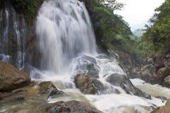 Cat Cat waterfall Royalty Free Stock Image