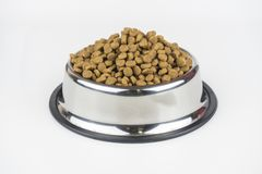 Cat food cub. Royalty Free Stock Photography