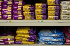 Cat dog pet food Stock Photography