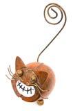 Cat Doll Royalty-vrije Stock Afbeeldingen