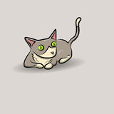 Cat doodle Royalty Free Stock Photo
