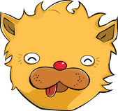 Cat face Stock Images