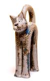 Cat figurine Royalty Free Stock Images