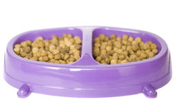 Cat food Royalty Free Stock Photos