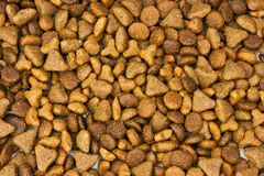 Cat food background Stock Photo