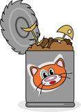 Cat food Royalty Free Stock Photos