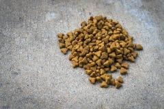 Cat Food de alimentação Imagem de Stock Royalty Free