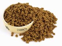 Cat Food Spill Stock Photos