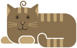 Cat icon Royalty Free Stock Photo