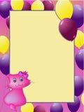 Cat illustration Stock Photos