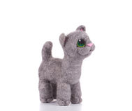 Cat - kids toys. Royalty Free Stock Image