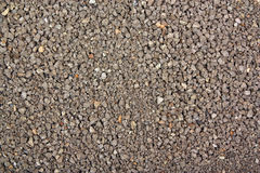 Cat kitty litter background. Texture with clean and new brown gray royalty free stock photo