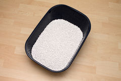 Cat litter Royalty Free Stock Image