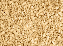 Cat litter macro texture background. Ecological cat litter macro close-up texture background Stock Photos