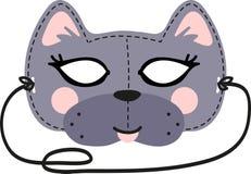 Cat Mask Foto de archivo libre de regalías