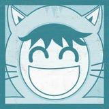 Cat Mask Immagini Stock Libere da Diritti