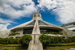 Cat Museum Kuching, Sarawak. Stock Images