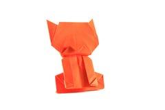 Cat Paper Stockfotografie