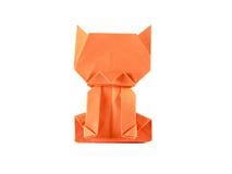 Cat Paper Stockfotos