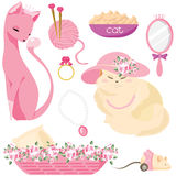 Cat Princess Royalty Free Stock Photo