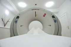 Cat scan 02 Stock Image