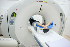 Cat scan 03 Royalty Free Stock Photos