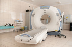 CAT Scan Machine Royalty Free Stock Image