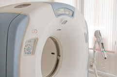 CAT Scan Machine Royalty Free Stock Images