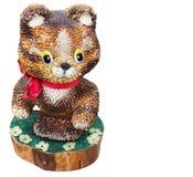 Cat.Souvenir, figurines, jouets, cadeau Photo stock