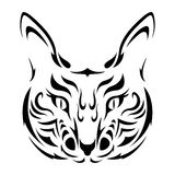 Cat tatto Stock Image