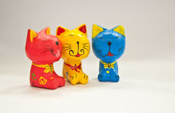 Cat toy Royalty Free Stock Images