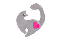 Cat toy Stock Images