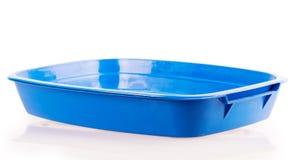Cat tray filler Royalty Free Stock Photos