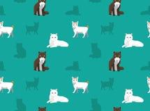 Cat Wallpaper 18 Imagem de Stock