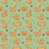 Cat& x27 ; la vie de s Image stock