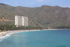 Cata Bay, Venezuela Stock Image