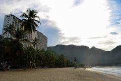 Cata beach Stock Image