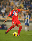 Cata Diaz Getafe player Stock Image