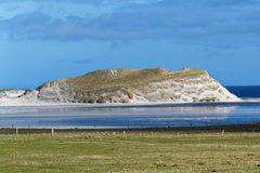 Cata Sand. On the Orkney Island of Sanday Stock Photo