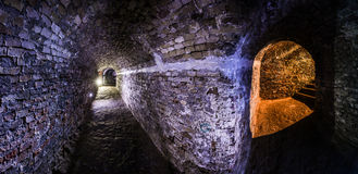catacomb Immagine Stock