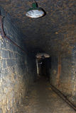 Catacombe di Odessa Immagine Stock Libera da Diritti