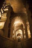 catacombe di Parigi Fotografia Stock