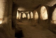 catacombes Photos stock
