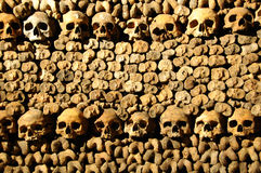 catacombes ii Obrazy Royalty Free